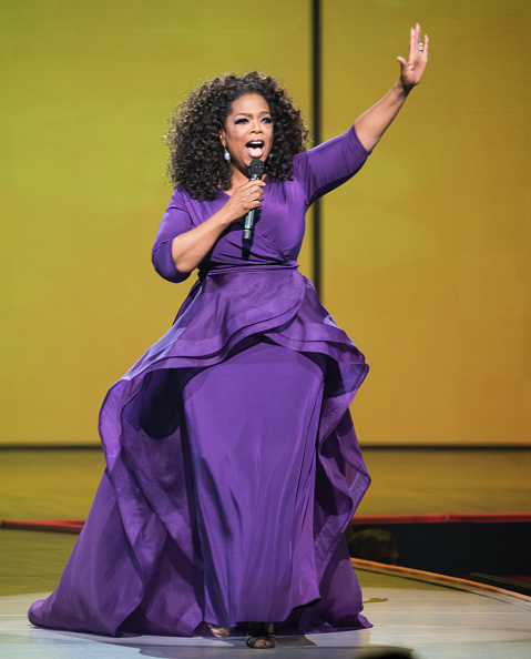 Oprah Winfrey「Oprah's The Life You Want Weekend - Day 1」:写真・画像(1)[壁紙.com]