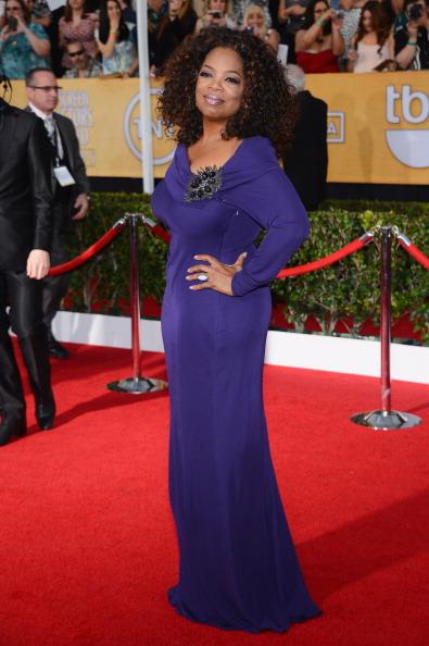 Oprah Winfrey「20th Annual Screen Actors Guild Awards - Arrivals」:写真・画像(12)[壁紙.com]