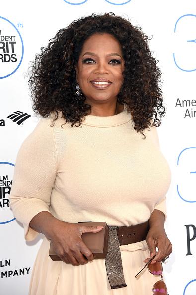 Oprah Winfrey「2015 Film Independent Spirit Awards - Arrivals」:写真・画像(9)[壁紙.com]