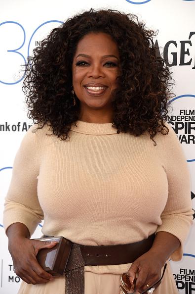 Oprah Winfrey「2015 Film Independent Spirit Awards - Arrivals」:写真・画像(16)[壁紙.com]