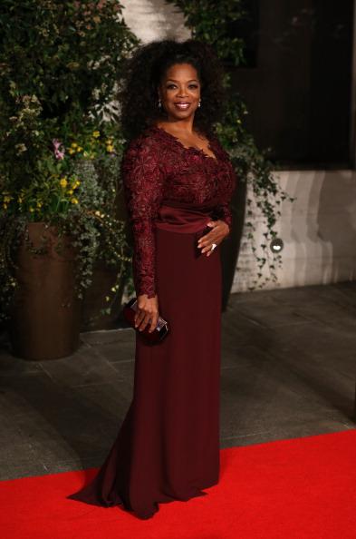 Oprah Winfrey「The EE British Academy Film Awards: Dinner - Red Carpet Arrivals」:写真・画像(4)[壁紙.com]