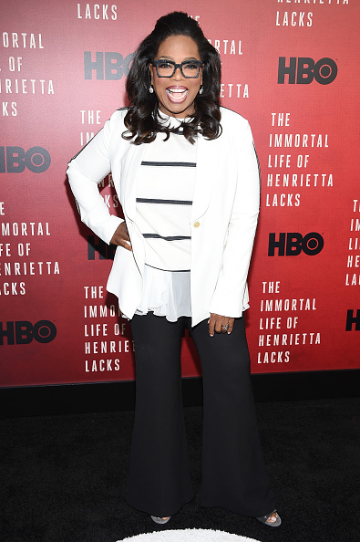 "Oprah Winfrey「""The Immortal Life Of Henrietta Lacks"" New York Premiere - Arrivals」:写真・画像(17)[壁紙.com]"
