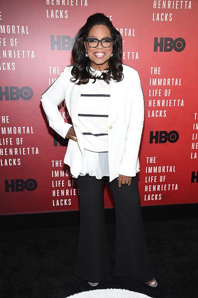 "Oprah Winfrey「""The Immortal Life Of Henrietta Lacks"" New York Premiere - Arrivals」:写真・画像(4)[壁紙.com]"