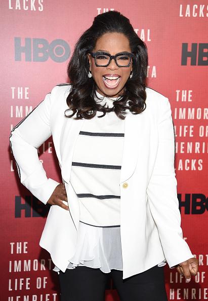 "Oprah Winfrey「""The Immortal Life Of Henrietta Lacks"" New York Premiere - Arrivals」:写真・画像(3)[壁紙.com]"
