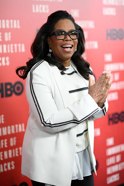 "Oprah Winfrey「""The Immortal Life Of Henrietta Lacks"" New York Premiere - Arrivals」:写真・画像(12)[壁紙.com]"