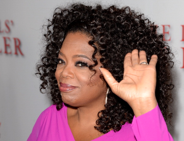 "Oprah Winfrey「Premiere Of The Weinstein Company's ""Lee Daniels' The Butler"" - Arrivals」:写真・画像(9)[壁紙.com]"