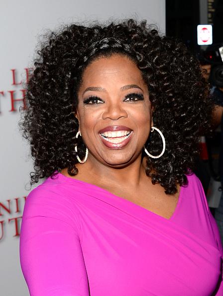 "Oprah Winfrey「Premiere Of The Weinstein Company's ""Lee Daniels' The Butler"" - Arrivals」:写真・画像(19)[壁紙.com]"