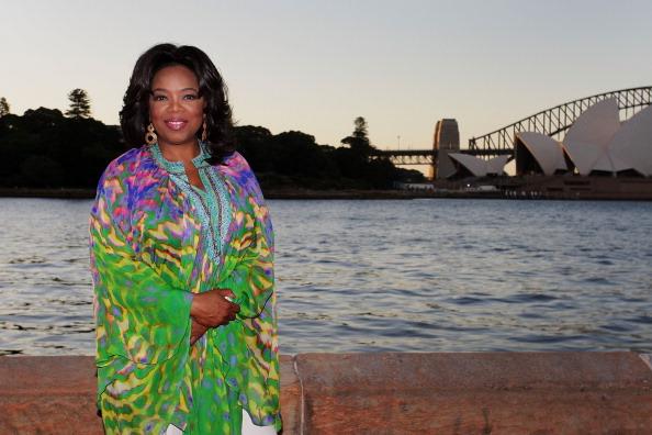 Oprah Winfrey「Oprah Winfrey Visits Australia - Day 4」:写真・画像(10)[壁紙.com]