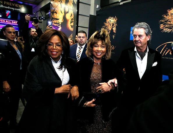 "Oprah Winfrey「""Tina - The Tina Turner Musical"" Opening Night」:写真・画像(6)[壁紙.com]"