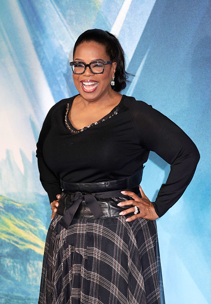 Oprah Winfrey「'A Wrinkle In Time' European Premiere - Red Carpet Arrivals」:写真・画像(19)[壁紙.com]