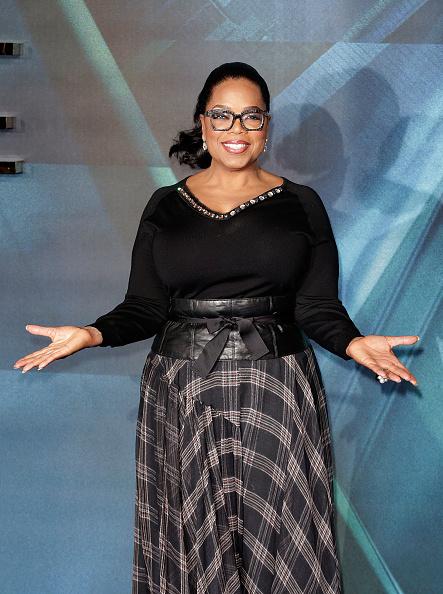 Oprah Winfrey「'A Wrinkle In Time' European Premiere - Red Carpet Arrivals」:写真・画像(18)[壁紙.com]