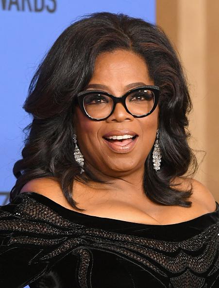 Oprah Winfrey「75th Annual Golden Globe Awards - Press Room」:写真・画像(0)[壁紙.com]