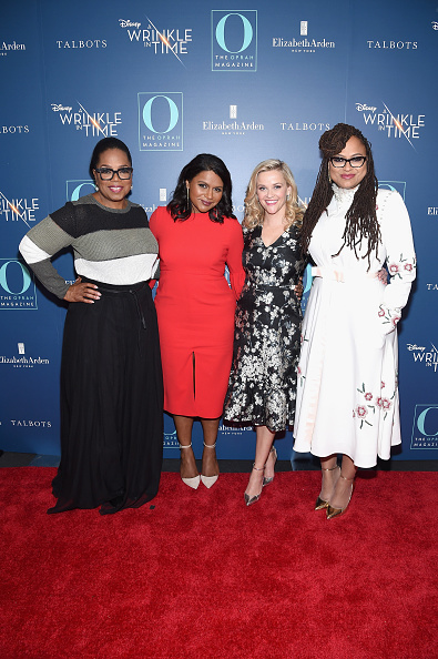 """A Wrinkle in Time「O, The Oprah Magazine Hosts Special NYC Screening Of """"A Wrinkle In Time"""" At Walter Reade Theater」:写真・画像(1)[壁紙.com]"""