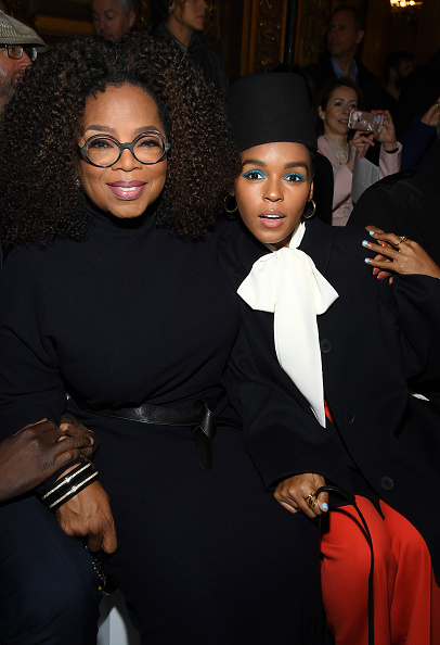 Oprah Winfrey「Stella McCartney : Front Row- Paris Fashion Week Womenswear Fall/Winter 2019/2020」:写真・画像(14)[壁紙.com]