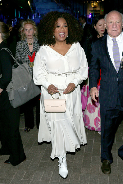 Oprah Winfrey「Statue Of Liberty Museum Opening Celebration」:写真・画像(3)[壁紙.com]