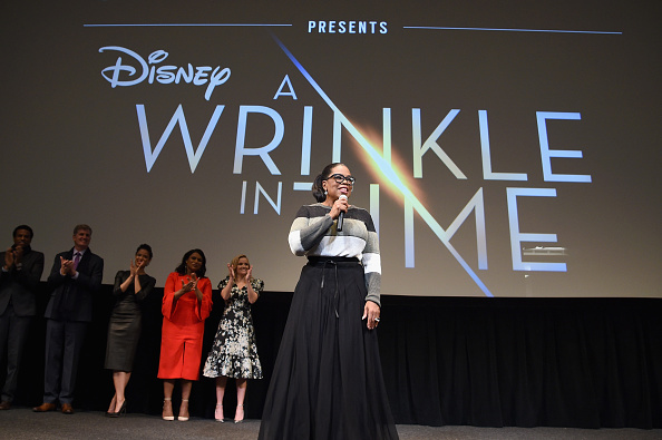 """A Wrinkle in Time「O, The Oprah Magazine Hosts Special NYC Screening Of """"A Wrinkle In Time"""" At Walter Reade Theater」:写真・画像(3)[壁紙.com]"""