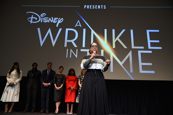 """A Wrinkle in Time「O, The Oprah Magazine Hosts Special NYC Screening Of """"A Wrinkle In Time"""" At Walter Reade Theater」:写真・画像(5)[壁紙.com]"""