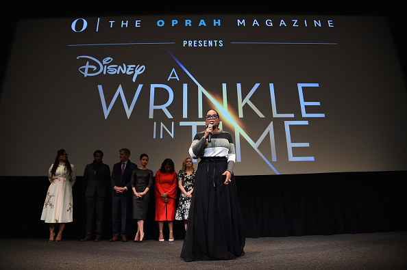 """A Wrinkle in Time「O, The Oprah Magazine Hosts Special NYC Screening Of """"A Wrinkle In Time"""" At Walter Reade Theater」:写真・画像(4)[壁紙.com]"""