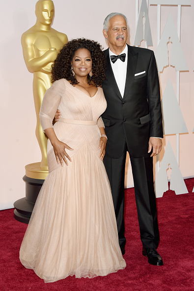 Oprah Winfrey「87th Annual Academy Awards - Arrivals」:写真・画像(15)[壁紙.com]