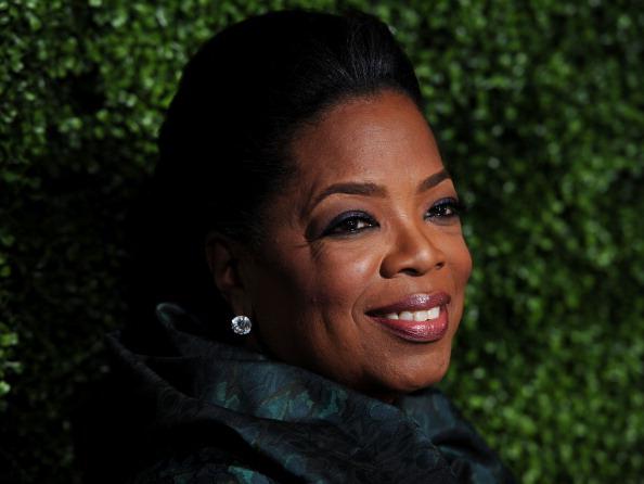 Oprah Winfrey「OWN: Oprah Winfrey Network's 2011 TCA Winter Press Tour Cocktail Party - Arrivals」:写真・画像(9)[壁紙.com]