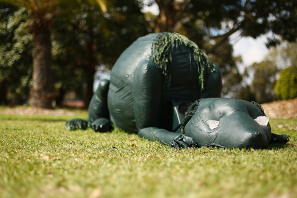 Hiding「Historic Rookwood Cemetery Holds Annual Sculpture Exhibition」:写真・画像(13)[壁紙.com]