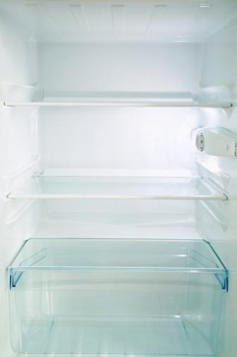 Absence「Empty refrigerator」:スマホ壁紙(2)
