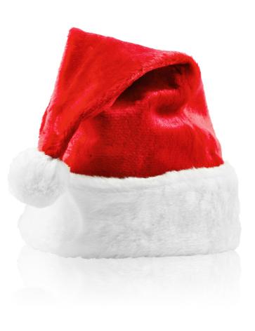 縁なし帽子「サンタの帽子、クリッピングパス」:スマホ壁紙(6)