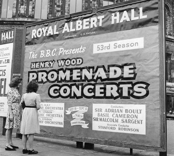 Basil「Proms Poster」:写真・画像(1)[壁紙.com]