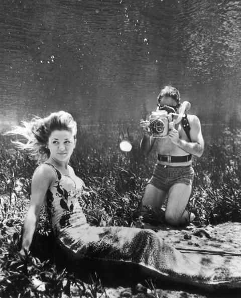 20th Century「Underwater Model」:写真・画像(4)[壁紙.com]
