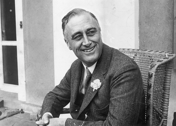 Franklin Roosevelt「Governor To Be」:写真・画像(1)[壁紙.com]