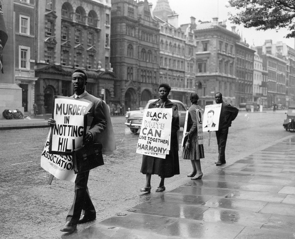 Black History in the UK「Race Protest」:写真・画像(8)[壁紙.com]