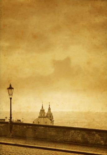 Czech Republic「Old Prague Photo」:スマホ壁紙(19)