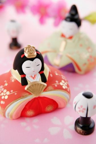 ひな祭り「Japanese hinamatsuri dolls」:スマホ壁紙(13)