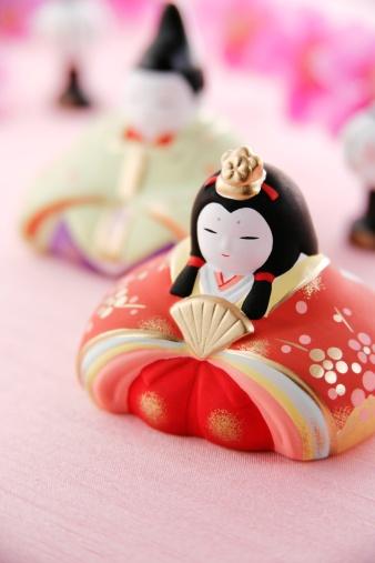 ひな祭り「Japanese hinamatsuri dolls」:スマホ壁紙(3)