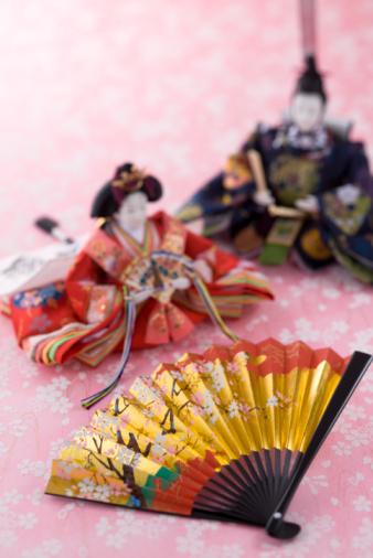 ひな祭り「Japanese hinamatsuri doll」:スマホ壁紙(12)