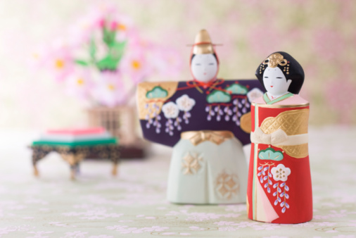 Doll「Japanese hinamatsuri doll」:スマホ壁紙(1)