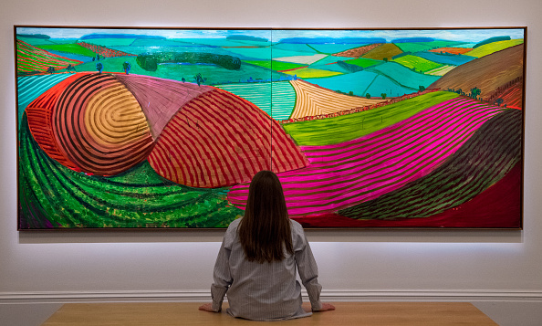 Modern「Sotheby's Contemporary Art Sale Preview」:写真・画像(8)[壁紙.com]