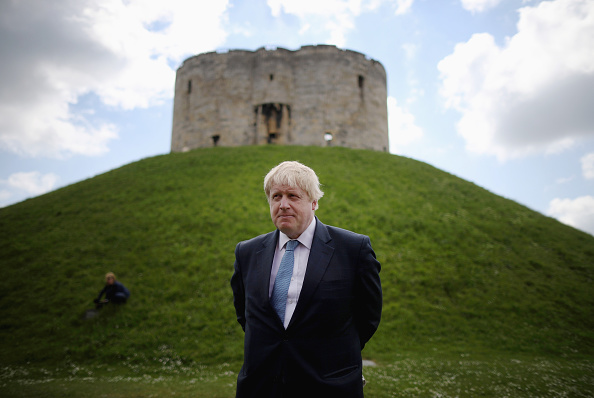 Portrait「Boris Johnson Delivers Stump Speech For The Vote Leave Referendum Campaign」:写真・画像(13)[壁紙.com]