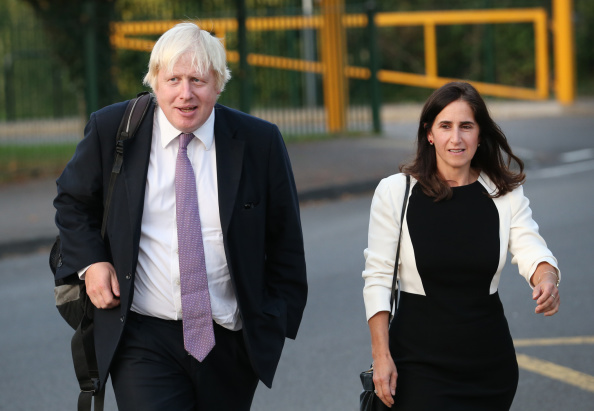Wife「Boris Johnson Stand For Selection As An MP」:写真・画像(7)[壁紙.com]