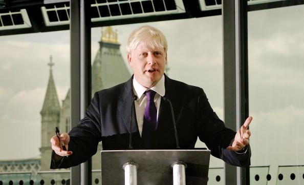 Cate Gillon「Boris Johnson Gives His Weekly Media Briefing」:写真・画像(8)[壁紙.com]