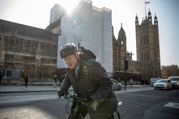 Bicycle「Parliament Holds Indicative Votes On Brexit」:写真・画像(16)[壁紙.com]