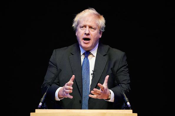 Boris Johnson「Boris Johnson Speaks At A Conservative Home Fringe Meeting」:写真・画像(4)[壁紙.com]