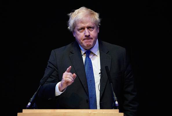 Boris Johnson「Boris Johnson Speaks At A Conservative Home Fringe Meeting」:写真・画像(19)[壁紙.com]