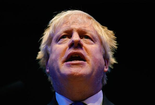 Boris Johnson「Boris Johnson Speaks At A Conservative Home Fringe Meeting」:写真・画像(15)[壁紙.com]