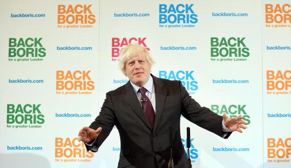 Support「Boris Johnson Launches His Mayoral Bid」:写真・画像(2)[壁紙.com]