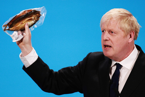 Fish「Boris Johnson And Jeremy Hunt Take Part In The Final Hustings Of The Conservative Leadership Campaign」:写真・画像(2)[壁紙.com]