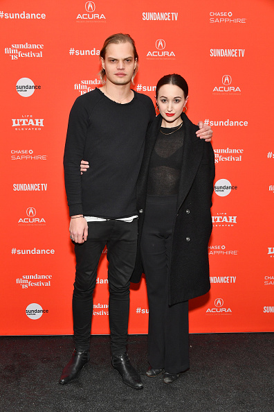 "Black Coat「2018 Sundance Film Festival - ""Lords Of Chaos"" Premiere」:写真・画像(13)[壁紙.com]"
