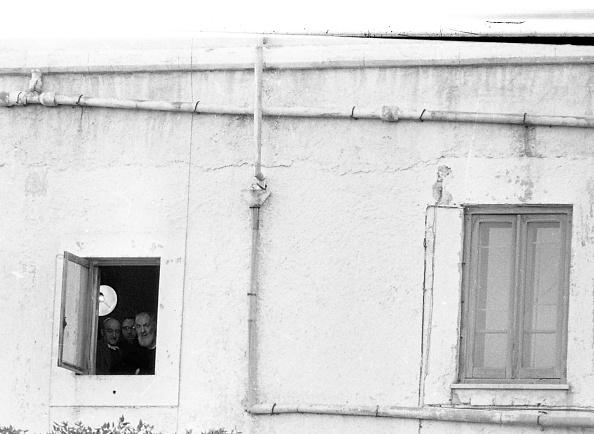 Religious Mass「Padre Pio looks through a window of the Sanctuary of Saint Pio of Pietrelcina 1966」:写真・画像(11)[壁紙.com]