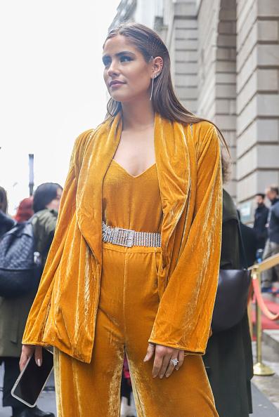 Achim Aaron Harding「Street Style - New York Fashion Week February 2019 - Day 2」:写真・画像(11)[壁紙.com]