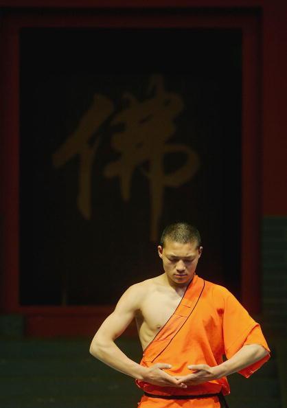 Copy Space「Warrior Monks Of Shaolin Temple」:写真・画像(6)[壁紙.com]